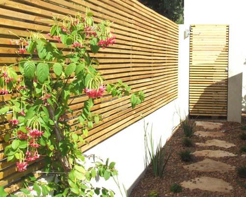 סרגלי עץ אורן אופקיים עם דלת תואמת