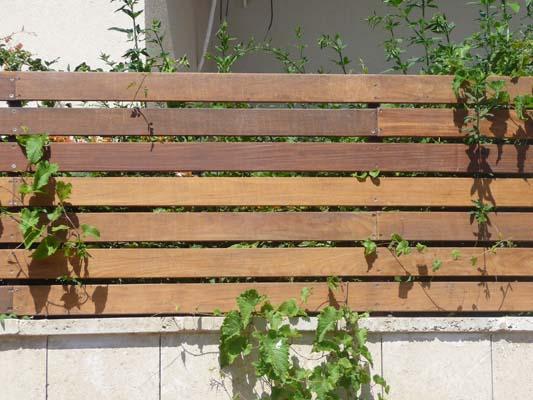 גדרות ושערים דגן עבודות עץ