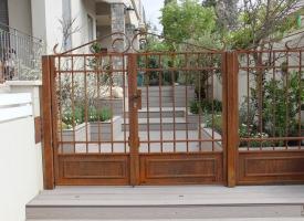 שערים מברזל ומתכת